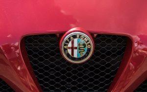 Otvorenie Alfa Romeo - zabuchnuté kľúče v Alfa Romeo