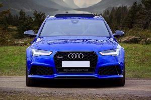 Otvorenie Audi - zabuchnuté kľúče v Audi