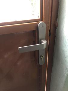 Zabuchnuté dvere - Zvolen