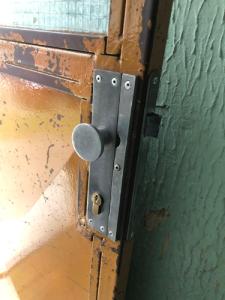 Otvorenie zabuchnutých dverí - Zvolen
